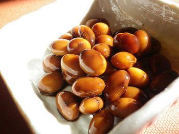 健康のために毎日食べたい酢大豆のレシピです。そのままで食べても、おろし和えにしてもOK!アミノ酸も豊富なので意識して摂取したいレシピです。