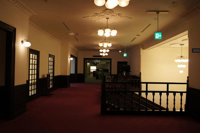 明治から大正にかけて建てられた赤レンガ建物3棟は、国の重要文化財に指定されています。