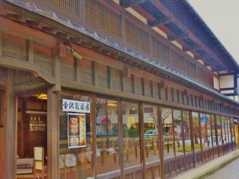 江戸時代から続く薬種商「中屋薬舗」として明治11年に建築、大正8年に改築された建物を移築してできた資料館です。