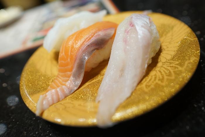おいしいお寿司が食べたい!という方には、函館の人気店「函太郎」がオススメ。回転寿司なので、短い時間でも好きなネタをさっとつまめるのが嬉しいところ。じっくり食べたい方には函館の地酒もオススメですよ。