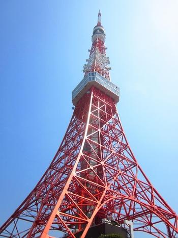 東京タワーは、東京都港区の芝公園にあります。今から約60年前の1958年に完成し、完成以来、東京の人気観光スポットとして長年親しまれています。現在は国内のみならず、海外からの観光客も多く訪れ、その人気は衰えていません。