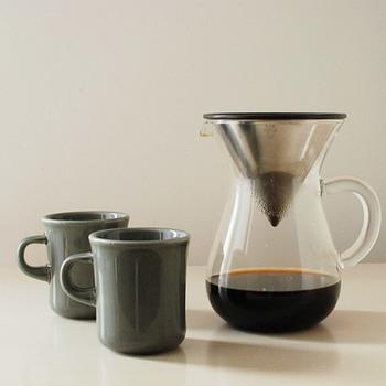 コーヒー好きな2人なら、こだわりのハンドドリップが楽しめるギフトなんていかがでしょう?素敵な朝のコーヒータイムにピッタリですよ。