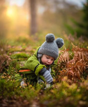 スポンジのように何でも吸収する乳幼児期。『モンテッソーリ教育』の教えを手がかりに、わが子の興味や好きなことを伸ばし、潜在能力を開花させてあげてくださいね。