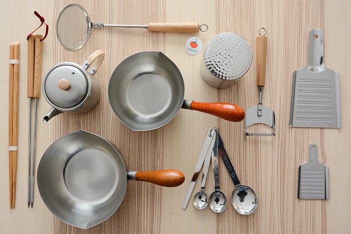 使うほど愛着がます。知恵と技術がつまった「日本の台所道具」14選