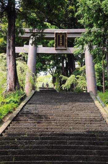 """JR熱海駅駅から東北方面の高台にある「伊豆山神社」は、伊豆、箱根周辺の温泉守護神として、また鎮火の神として、古から崇敬されてきた伊豆山に鎮座する古社です。  """"伊豆山大権現""""や""""走湯大権現""""などとも呼ばれています。"""