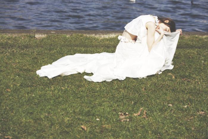 ひと針に想いを込めて。『Sesay bridal wear』の個性がきらめくウエディングドレス