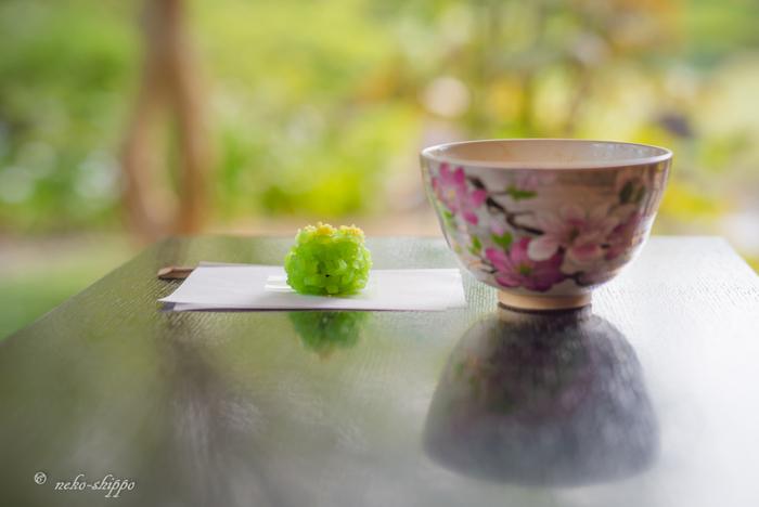 春のお茶会にふさわしい、季節感を楽しめる和菓子と、抹茶の基本的な点て方をご紹介しました。四季を重視する和菓子の世界の中でも、春はとりわけ美しい形や彩りを楽しめる季節。お友達との集まりや、親しい方へのおもてなしに、手作りの春の和菓子で「おうちお茶会」を取り入れてみてくださいね。