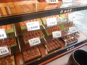 錦糸町の人形焼きの名店「山田家」。東京土産としておすすめの人形焼きにはもみじや太鼓型などかわいい形もありますが、中でも人気なのは狸なんです。