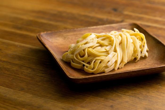もちもち食感を自宅で再現♪「生パスタ」の作り方とアレンジレシピ