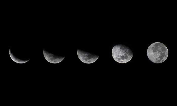 月は約29,5日で新月から上弦の月、満月、下弦の月、そして再び新月へと変化していきます。そして月の満ち欠けに合わせるように、女性の身体と心も変化。それぞれの月に合わせた心へのアプローチをご紹介しましょう。