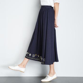 一度作り方を覚えてしまえば、布の柄や長さなどをアレンジして、さまざまな表情のギャザースカートを作ることができます。自分にぴったりのサイズ感で作れるところもハンドメイドならではの魅力ですね。