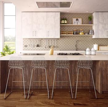 いつものキッチンがぐっとおしゃれに!北欧的キッチン空間のつくりかた