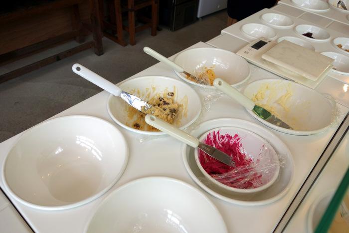 こちらでは、ベーグルを作る小麦から地産地消。三浦市をPRするために生まれたお店だけあって、できる限り三浦産のものにこだわっています。