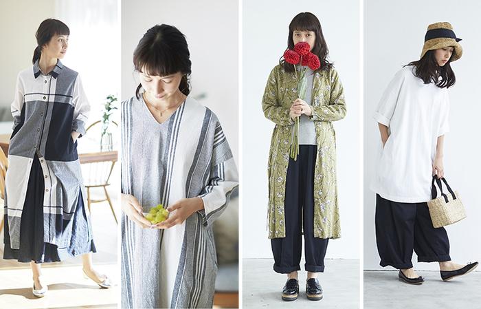 コスパが良いから、毎日着られる♪ナチュラル系ブランド【8,000円以下】春ワンピ特集