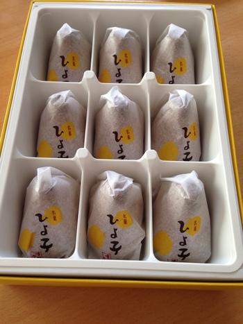 箱に並んだ姿も、コロンと卵のようでかわいいですね。