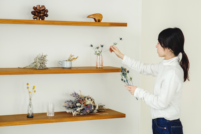 【連載】GreenSnap×キナリノ「グリーンや花をもっと身近に 」Vol.6 ドライフラワー