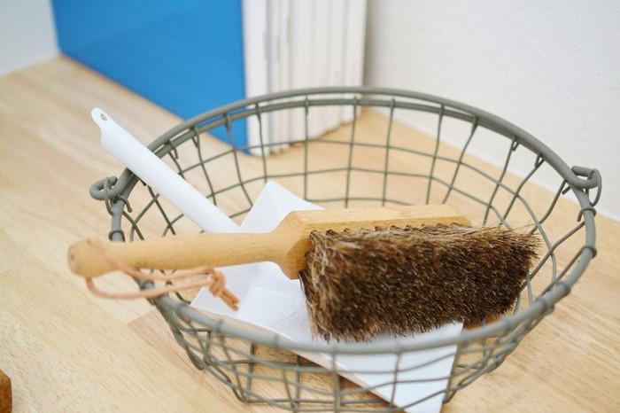 人が暮らせば必ずお掃除は必要になります。ハウスキーピングの基礎ともいうべき、お掃除を行ってきれいを習慣づけることで、おうちの中をフラットな状態に保ちやすくなります。いつもきれいな状態をキープする好循環が生まれることで、気持ちも平穏を保つことができるようになりますね。