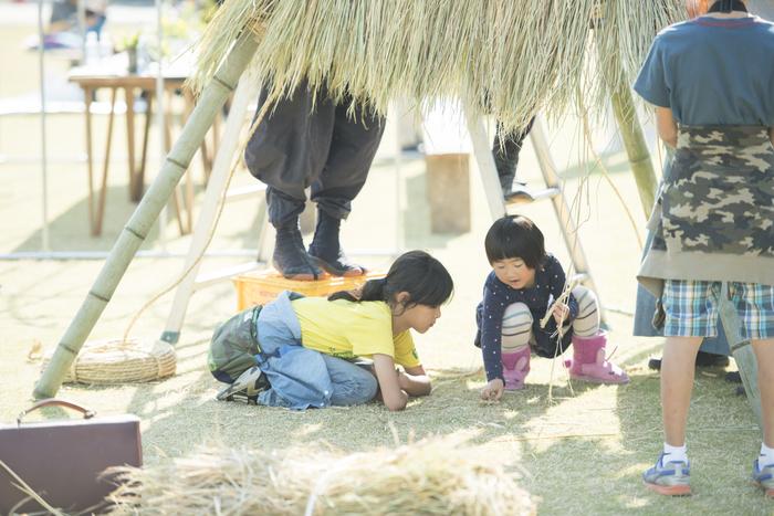 子供たち、そして親世代にとっても普段は感じることの出来ない特別な2日間。 日本が誇る職人技に目が釘付けになります。