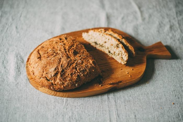 時間の合間をぬって、マイペースで作業できるので、忙しい人でも大丈夫。しかも、自家製パンはおいしい!ぜひ、お試しください。