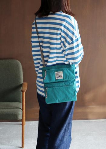 宿にバックパックを置いたら、小さめバッグだけ持って身軽にお散歩を。荷物が少ないだけで、現地により溶け込めるような気がします。