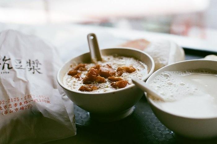 寒い朝もじんわりあったまる。冬に嬉しい【台湾】の朝食レシピ