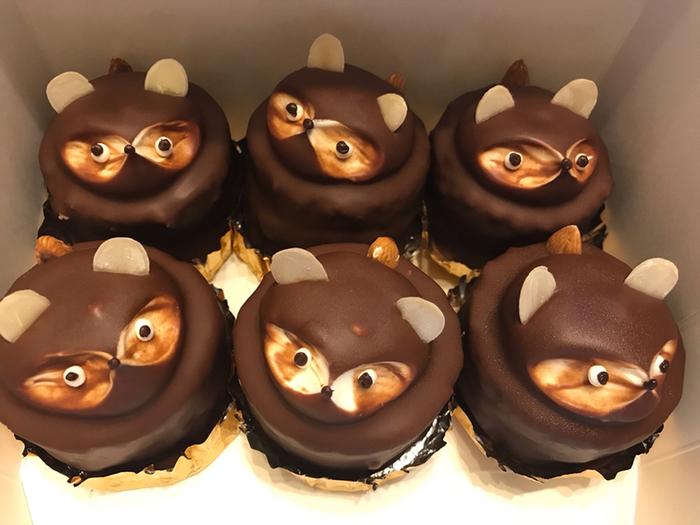 可愛すぎて食べられないっ!全国「たぬきケーキ」のあるお店18選