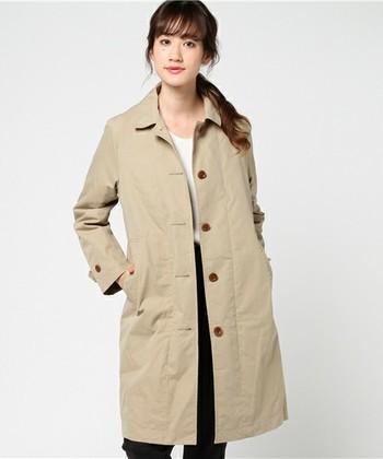 シンプルで飽きのこないデザインが人気のマーガレットハウエル。ストンときれいなシルエットで、スタイル良く見せてくれ、どんなファッションにも対応できます。