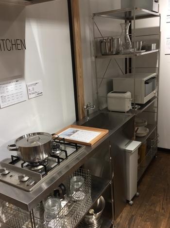 無印良品のキッチンアイテムは、どれもシンプルで使い勝手の良いものばかり!お気に入りのアイテムを見つけて、新生活に取り入れてみてください。