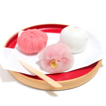 708年、元明天皇が藤原京から平城京へ都を移したことから始まる歴史ある奈良の街。そんな奈良には、美味しくて美しい和菓子の文化も根付いています。