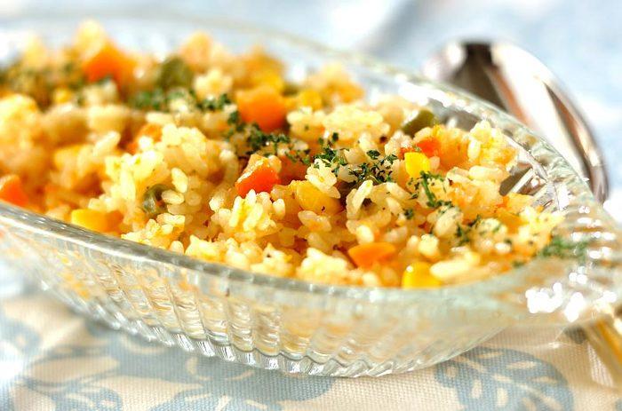 にんじんの自然な甘さが楽しめるレシピです。にんじんが苦手なお子さんも他の野菜と組み合わせることで、美味しく食べられそうですよね。