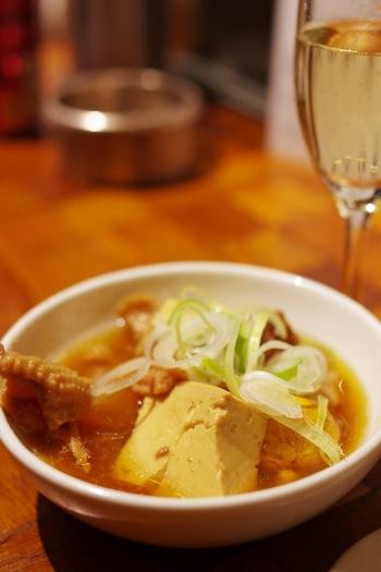 ほっこりじんわり、温かな料理で体が温まります。