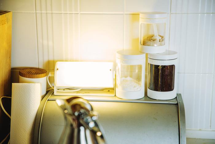 コーヒーも好きで、一時期凝っていたというFABBRICAさん。カフェオレにすることが多く、深煎りの苦いものがお気に入り