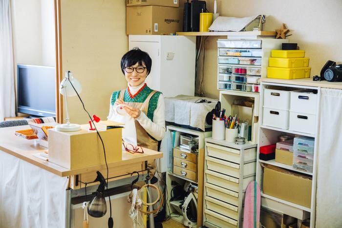 【最終回】minne×Amorpropio「ハンドメイドのある暮らし」 刺繍/布小物作家・FABBRICAさん