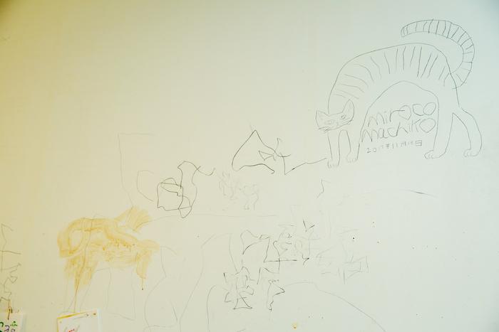 画家・絵本作家のミロコマチコさんもリベルテの常連