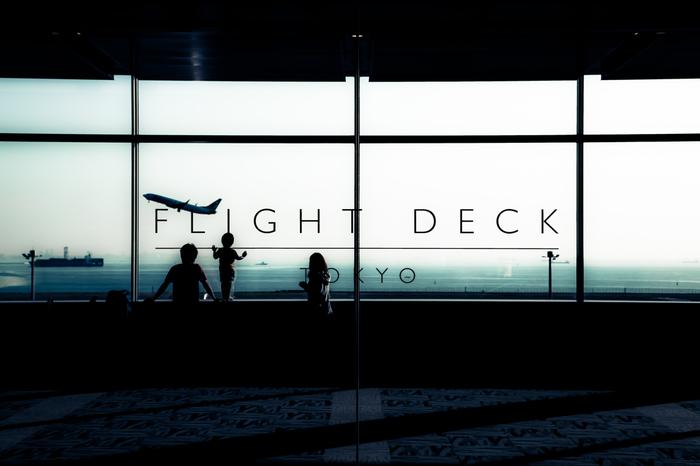 飛行機を見ながらお食事できたり、ゆっくりできるのも空港ならでは。ぜひ空港でのんびり過ごしてみませんか?