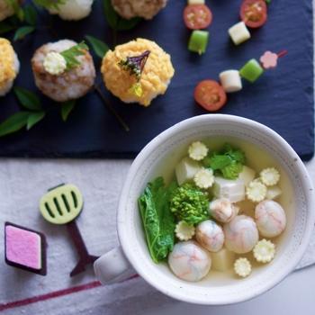 そこで今回はそんなテーブルに華を添える、大人のひな祭りにふさわしい素敵なレシピをご紹介いたします!