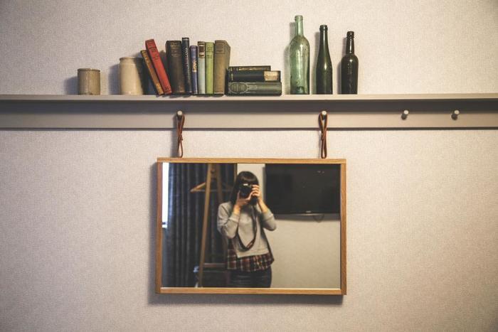 思い出の写真やお気に入りの写真をお部屋に飾って、インテリアとして取り入れてみましょう。リラックスするお気に入りの空間になって、ますます写真を撮るのが楽しくなりますよ!