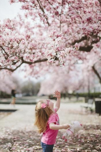 春の陽気とともに新しいことを始めれば、毎日がいきいきとしてくるはずです。早速何か始めてみましょう!