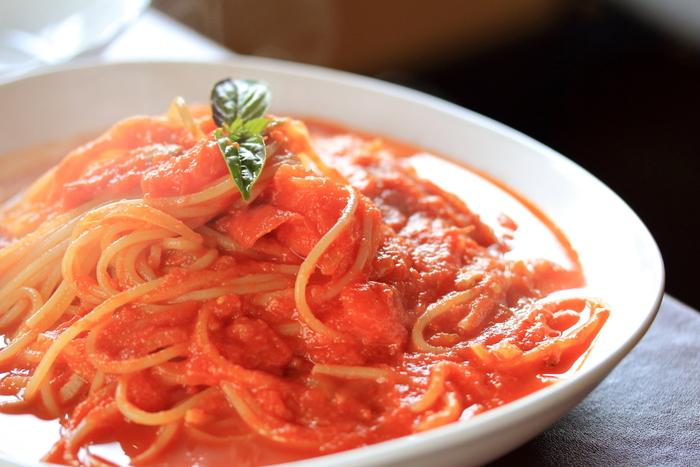 濃厚クリーム系からあっさり系まで。食べ応え満足な『スープパスタ』レシピ