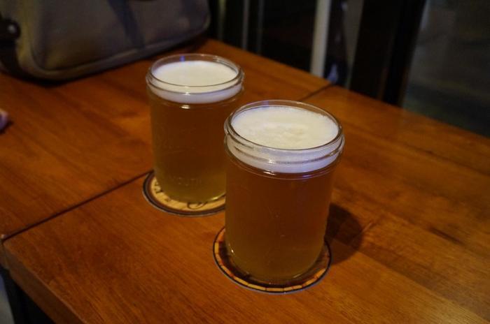 「台.P.A.」と文字られたIPAのボトルビールなど、台湾の地ビールも多く取り揃えています。ボトルビールのまま買って、圓山花博公園で乾杯するのも、いい思い出になりそう♪