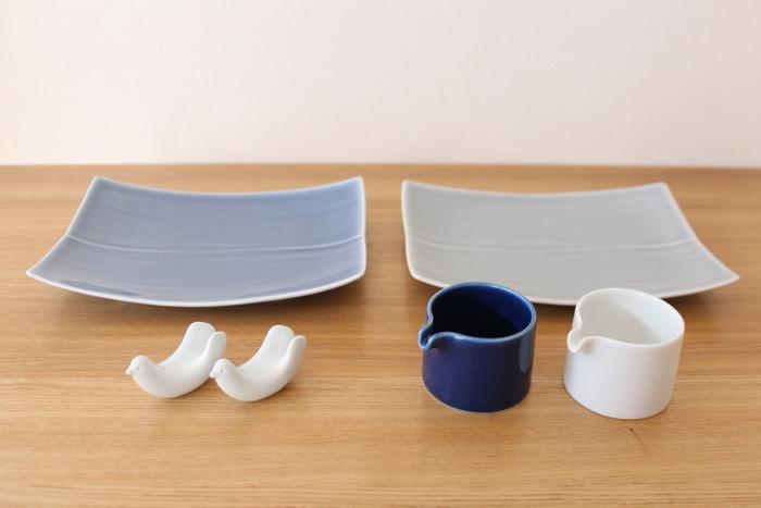 和食器初心者さんにもおすすめ。【白山陶器】がとっても素敵。