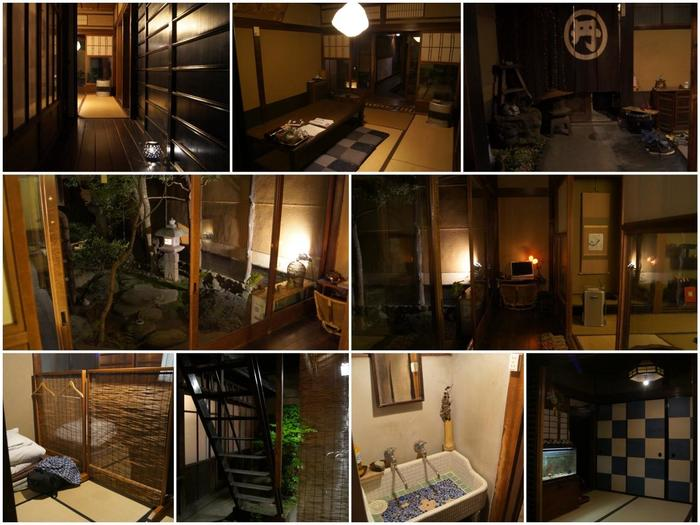 ドミトリーなら2,700円~とリーズナブルなのもうれしいところ。女性専用、男性専用ともに定員3名という程よい人数で、3名様料金で個室として貸し切ることも。そのほか、純和風の空間を独り占めできる広々とした個室も用意されています。 外国人旅行客の方の利用も多いそうなので、ゆっくりくつろげる和室の居間で、交流を楽しんでくださいね。