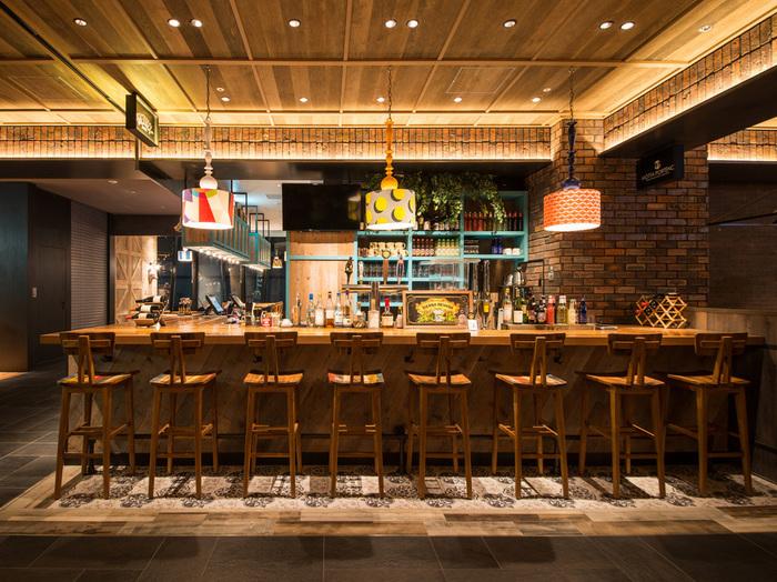 そんな銀座のランドマーク的存在である東急プラザ銀座の10Fにある、オーガニックハンバーガーのチェーン店「BAREBURGER(ベアバーガー)」。