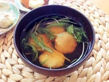 ダイエット中でカロリーは控えたい、でもしっかり食べたい!という人にもおすすめしたいレシピ。おから豆腐団子はヘルシーだけど、食べ応え十分。