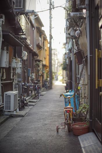 なかでも東京都文京区の千駄木は、趣のある路地裏や古民家を利用したレトロなカフェなどが多く存在しています。