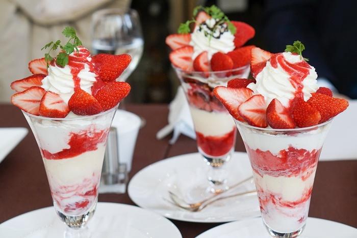 フレッシュな果物が主役♪並んでも食べたいパフェが自慢の「フルーツパーラー」@東京