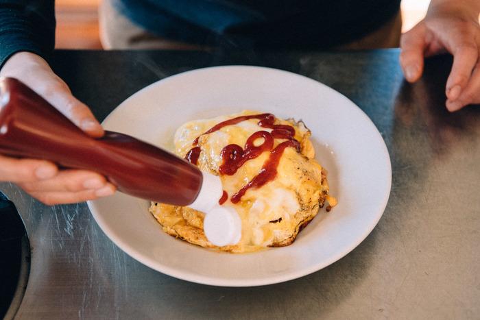 ケチャップの後口は、スッキリで、一度口にすると、また食べたくなる美味しさ…オムライス、ハンバーグ、ポテトのディップとして…冷蔵庫に常備しておきたくなる一本です。
