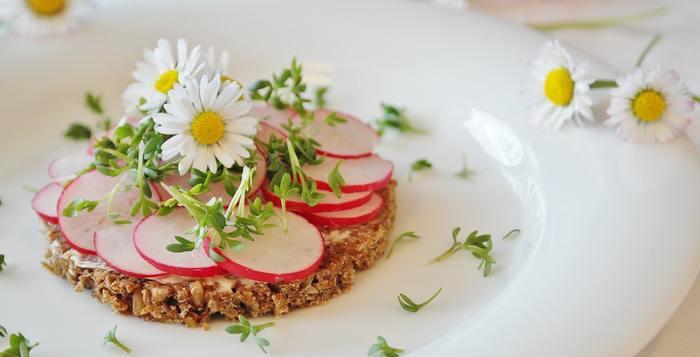 春爛漫*フォトジェニックな「エディブルフラワー」が美しい都内のレストラン・カフェ