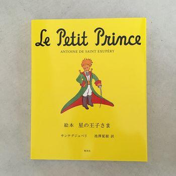 """1943年にアメリカで発売されてから200以上の国と地域の言葉に翻訳され、世界中で親しまれている名作です。可愛い王子さまの絵に心がほっこりとしますね。王子さまが愛する「バラ」、旅行途中で出会うちょっと変わった人たち、そして、王子さまに大切な""""気づき""""を与える「キツネ」。登場するキャラクターたちの愛らしい個性が大きな魅力。"""