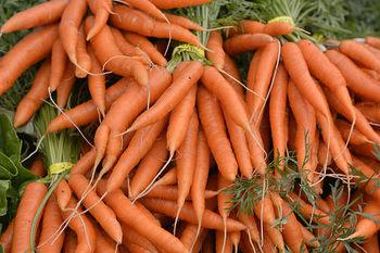 人参はキレイなオレンジ色がお菓子に映える素材です。着色料を使わなくても、カラフルなスイーツが完成するのも魅力。栄養成分では、β-カロテンやカリウムなどを豊富に含み、健康&美容効果も期待される食材です。
